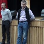 A.Medalinskas:- šeimų ėjimas į politiką, pavojus demokratijai