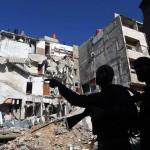 Sirijos miestuose šaudo tankai
