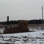 Kaišiadorių apylinkėse į laukus įvažiavo garvežys