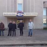 Šilutėje vyko piliečių sąšauka prieš hidraulinį uolienų plėšimą  Lietuvoje