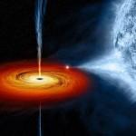 NASA parodė, kaip juodoji skylė sunaikina kitą kosminį kūną