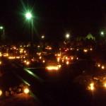 Mirusiųjų miestas- foto iš Pagėgių kapinių