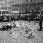 Dėl laisvės jaunuoliai deginosi ir Čekoslovakijoje