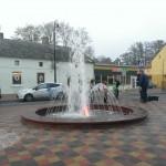 Išbandytas Pagėgių fontanas(video)