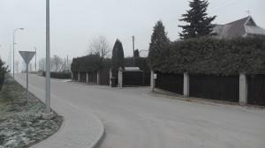 Gatvė Natkiškiuose