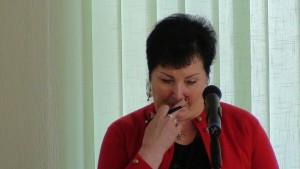 Turto valdymo skyriaus vedėja Laimutė Šegždienė