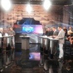 """TV eteryje prasideda  kandidatų į Savivaldybių Tarybas """"mūšiai"""", vieni pirmųjų susikovė Pagėgių politikai"""