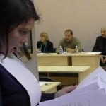 Šilutės savivaldybės komitetų posėdžiuose lyg studentiškuose egzaminuose - jaudulys, nerimas ir pergalės šypsnis.