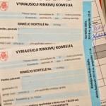 Prasidėjo rinkėjų kortelių teikimas gyventojams, Pagėgių savivaldybėje iš karto pakvipo korupcija.