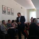 """Pagėgių """"tvarkiečiams"""" aptemo protas, jie norėjo uždrausti filmuoti viešą Pagėgių savivaldybės tarybos posėdį(video)"""
