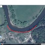 """""""Apokalipsė"""" Pagėgių savivaldybėje, upė """"Jūra"""" ketina pasiglemžti Mociškių kaimą, bus prašoma ES paramos.(video)"""