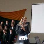 Savaitgalio daina:  Andželos Mickutės operinis talentas