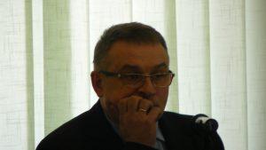 A.Mackaus gimnazijos vadovas V.Navickas