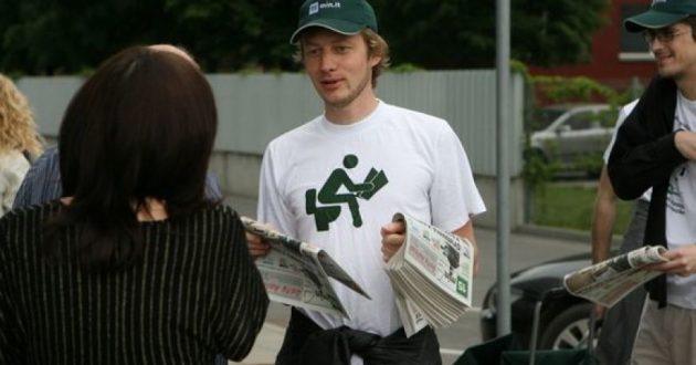 """Apie Darbo kodeksą, kupranugarius, """"užsienio valstybę"""" ir žurnalistikos padėtį Lietuvoje"""