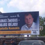 K.Komskis žada naujų idėjų, prisiminkime senas