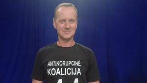 Donatas Jančaras įsitikinęs kad Lietuvoje turime išspręsti vienintelę problemą, tai politikų korupciją