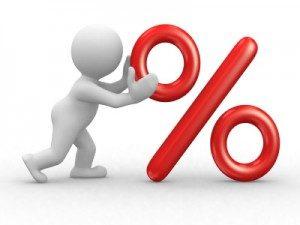 2 procentai