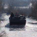 Už potvynio sugadintų kelių remontą Pagėgių savivaldybė sumokėjo 80 000eur