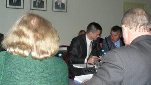 Edgaras Kuturys su Algiu Grubliu