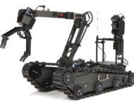 Lietuvos policija pirks robotą  išminuotoją. Jis turės laikiklį vandens patrankai su lazeriniu taikikliu.