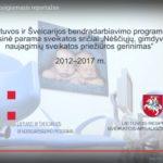 Lietuvos ir Šveicarijos bendradarbiavimo projektas- uždirbo TV3, konsultantai ir kiti biznieriai