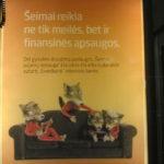 Paskolinęs Lietuvos Registrų Centrui 10 mln., Swedbank uždirbs beveik 2 mln. eurų