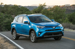2017-Toyota-Rav4-Hybrid-Limited-front-three-quarter-01