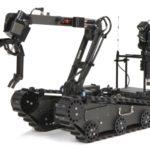 Policija už 179 tūkst Eur. nusipirko robotą išminuotoją iš įmonės turinčios vieną darbuotoją. Valio