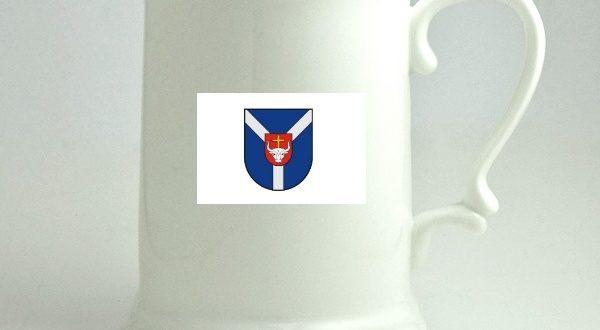 Kauno rajono valdžia perka kaulinio porceliano bokalus su savivaldybės logotipu