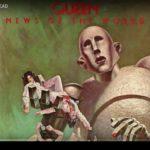 Muzikos grupė Queen paviešino naują dainą All Dead , All Dead, kurią atlieka F.Merkuris