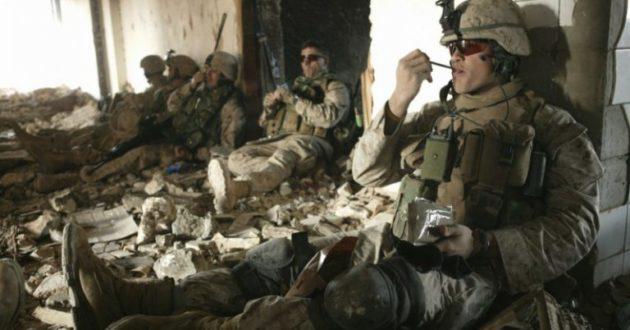Palygino: kokį sausą maisto davinį gauna Lietuvos ir kitų valstybių kariai