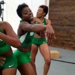 Nigerijos bobslėjininkių šokis kaitina internetą