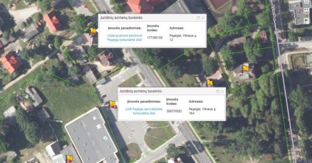 Pagėgiuose veikia du komunaliniai ūkiai- antrasis registruotas automobilių aikštelėje prie Norfos