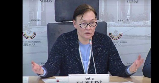 Seimo nariai A.Maldeikienė ir B.Matelis smogė LRT ir jos veiklą tiriančiai komisijai:paskelbė naujus sensacingus duomenis.