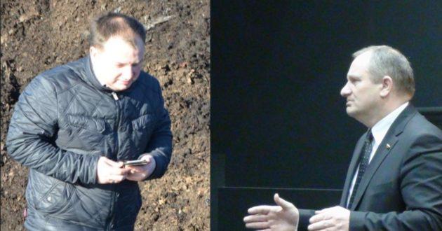 Paaiškėjo, kiek tiksliai sūnaus vadovaujamas TRATC moka tėvui už reklamos plotą