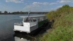 Laivas Kauno rajonui