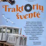 Birželio 30d. traktorių šventė