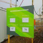 """Continental"" gamyklos statybose Kauno rajone vokiška tvarka"