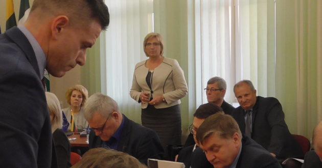 Atstatydinta Pagėgių savivaldybės administracijos direktorė tarp visuomeninio komiteto steigėjų