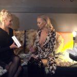 Šilutiškė modelis Karolina Toleikytė reklamoje pasirodė apnuoginusi krūtis