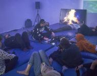 Vilniaus vaikų ir jaunimo pensione bus įrengtas nusiraminimo kambarys