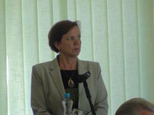 N.Kovaliova vėl sieks Tarybos nario mandato