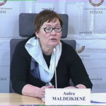 A.Maldeikienė: kas turi informuoti lietuvius apie realybę - aš ar LRT?