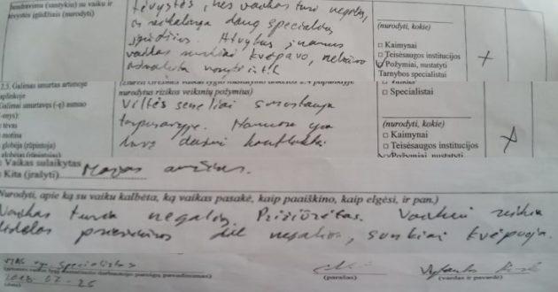 Pasiūlymas Kauno vaiko teisių apsaugos specialistui -rašymo įgūdžių kursai