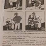 Tėvystės įgūdžių kursai- tėvai kaip maži vaikai,mokomi analizuoti paveikslėlius