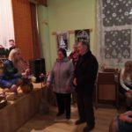 D.Gutauskienės-Laisvos  koncerte Čekiškėje buvo pagerbta 57 metus santuokoje gyvenanti pora
