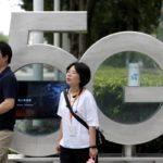 Kinijos miestas Šenzenas paskelbė, apie visišką perėjimą prie  5G tinklo.