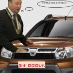 2014 metų V.Komskio pirkinys- automobilis už 57 tūkst.Lt.