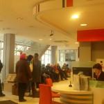 Swedbanką užplūdo klientai