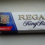 """Į Lietuvą iš Rusijos gabenamos  cigaretės su užrašu - """"Pagaminta Anglijoje"""""""